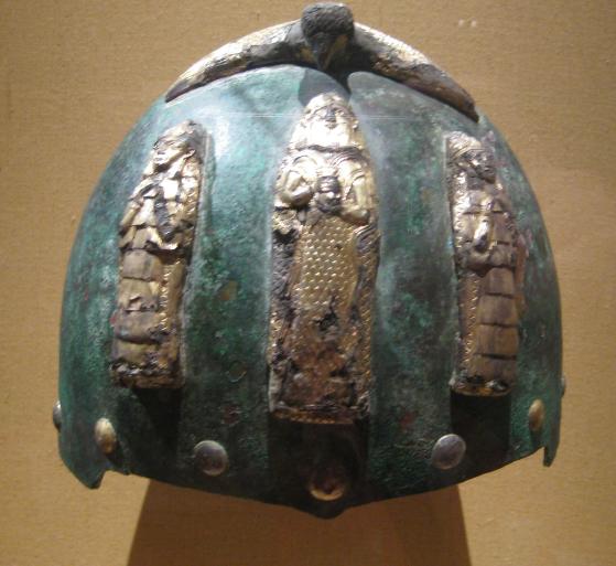کلاه خود 3400 ساله ی