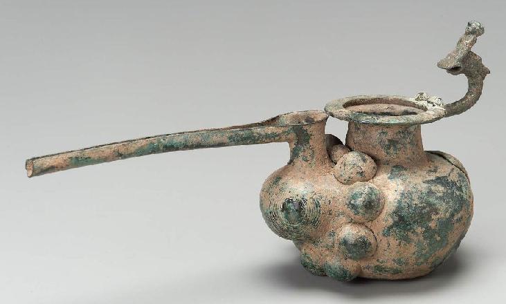 عكس شرابدان 2700 ساله ی لرستان