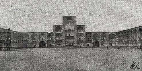 میدان بعثت یزد