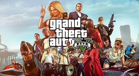 دانلود آلبوم آهنگ بازی Grand Theft Auto V
