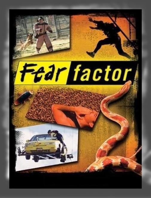 مسابقه fear factor فصل هفتم