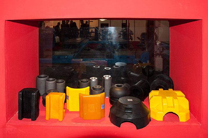 صنعت سازان گواه در نمایشگاه قطعات خودرو