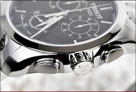 ساعت مردانه مچی اصل tissot