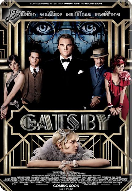 The Great Gatsby 2013 دانلود آلبوم موسیقی متن فيلم 2013 The Great Gatsby
