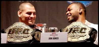 11.25.2013 : جان جونز هنوز برای رویارویی با Cain Velasquez مشتاق است