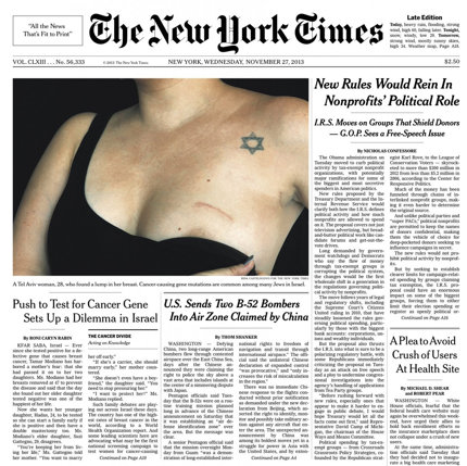 nyt breast cancer photo essay A 'powerful' image of breast cancer offends some times readers the breast cancer photo was the new york times published a cover photo of.