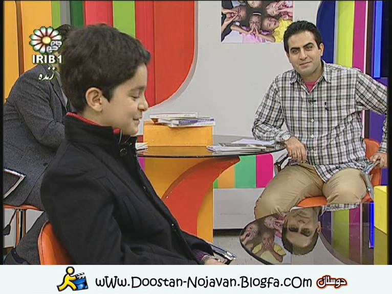 محمد جواد در تلویزیون