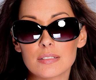 خرید عینك آفتابی دودی زنانه دخترانه
