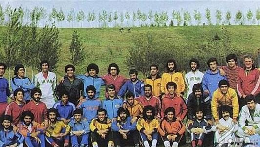 تیم فوتبال ایران در جام جهانی 1978 آرژانتین