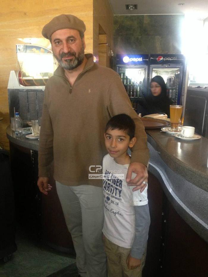عکس های جدید حمید فرخ نژاد