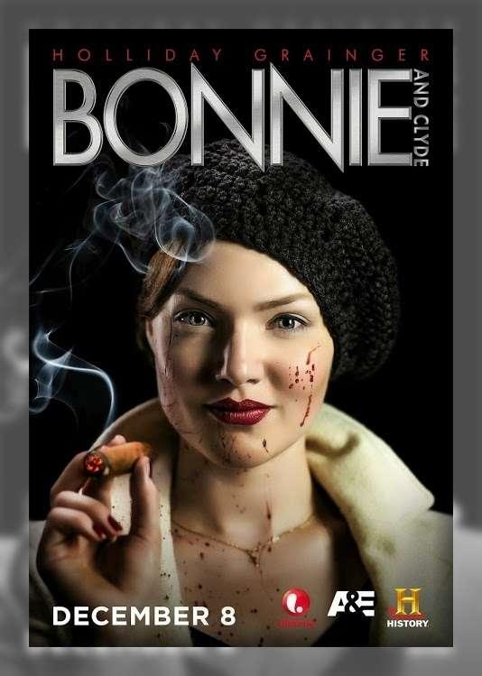 مینی سریال Bonnie and Clyde
