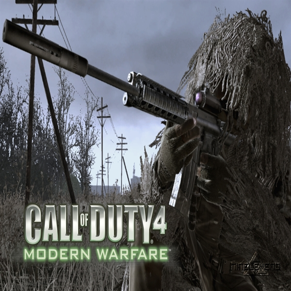 Call_Of_Duty_4_Modern_Warefare_Wallpaper