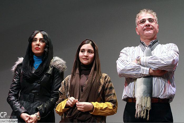 نورا هاشمی و لیلا بلوکات
