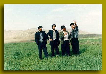 علی شیرزادی