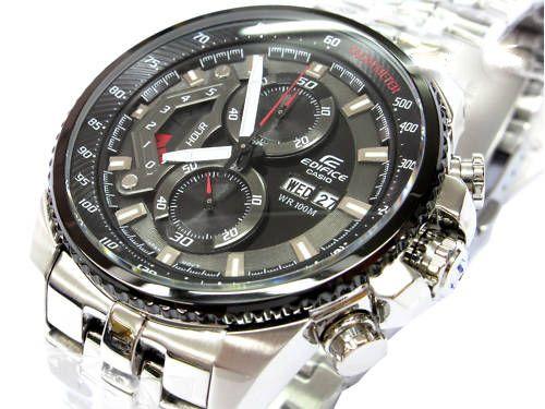 ساعت کاسیو اصل مردانه مدل ef-558