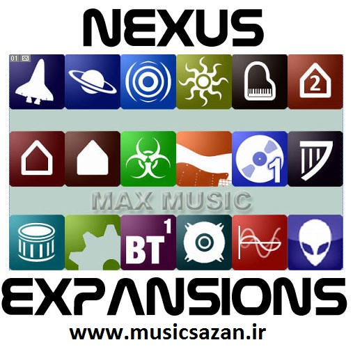 [تصویر:  nexus_expansion_musicsazan_ir_.jpg]