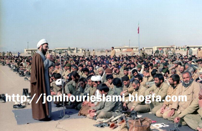 تصاویر  منتشر نشده از حجتالاسلام و المسلمین دکتر حسن روحانی در پادگان دوکوهه