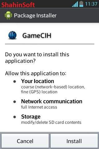 راهنمای هک کردن بازی های اندروید با GameCIH