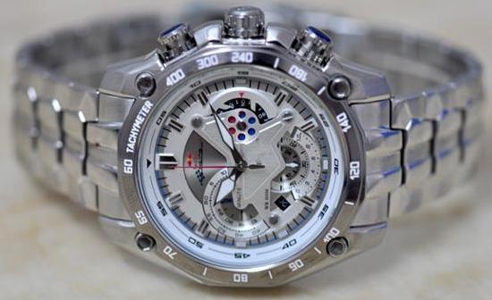 خرید پستی ساعت کاسیو مردانه رد بول
