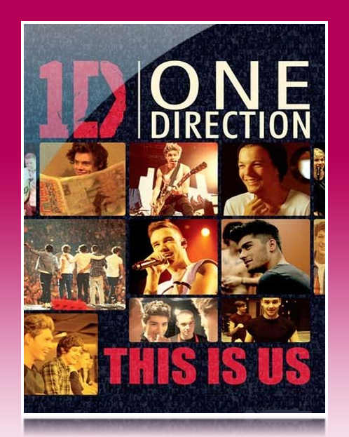 مستند One Direction This Is Us 2013