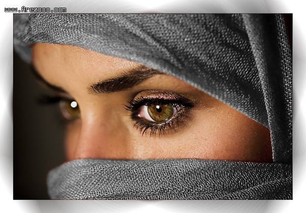 زیباترین چشم