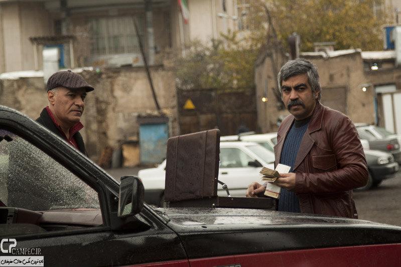 عکس های فیلم سینمایی دربست آزادی