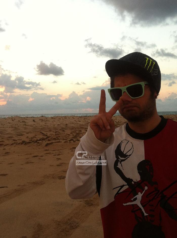 عکس های جدید علی صادقی