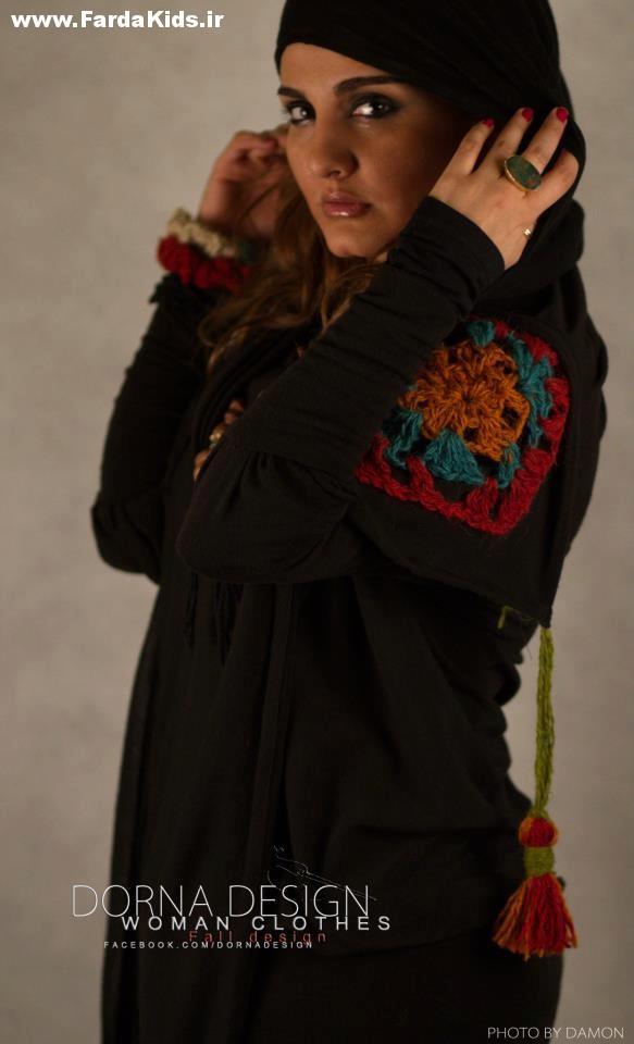 مدل مانتو ایرانی بسیار زیبا و شیك در سال جدید