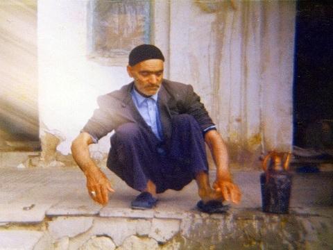 زنده یاد مرحوم مشهدی محمد عیوضی