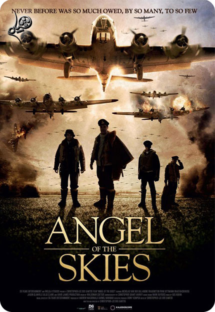 Angel of the Skies 2013 Movie Poster دانلود فیلم Angel of the Skies 2013