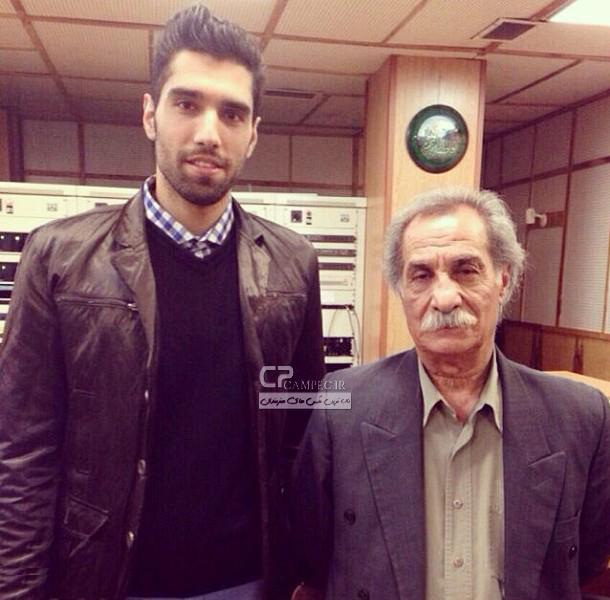 سیاوش طهمورث و سید محمد موسوی