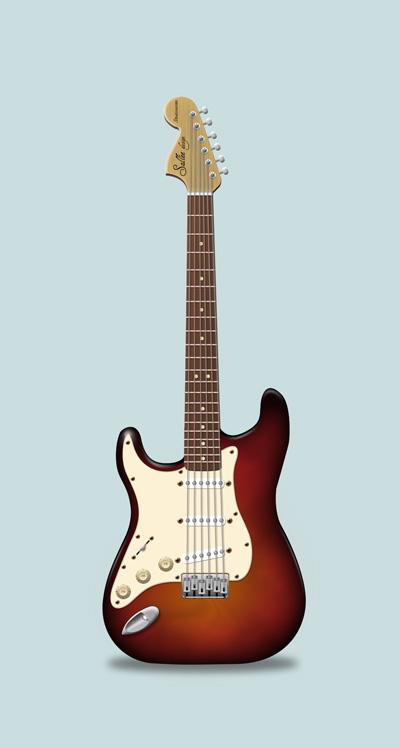 لایه باز گیتار کلاسیک