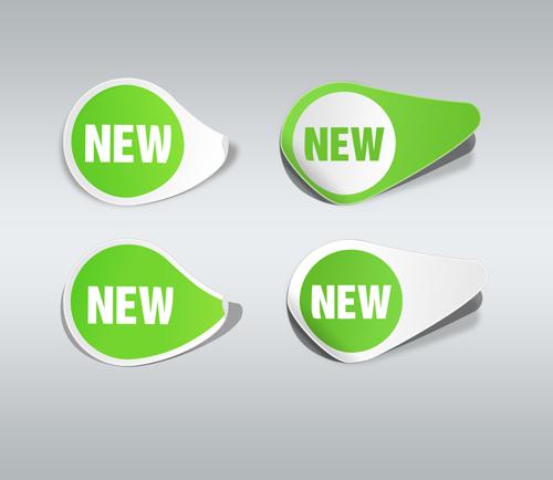 لایه باز لوگو علامت جدید