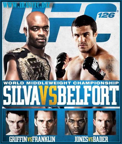 دانلود یو اف سی 126 | UFC 126: Silva vs. Belfort