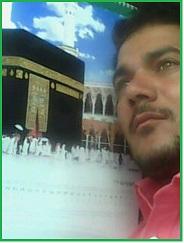 آقای مسلم محمودزاده ، مداح اهل بیت روستای شیرین بلاغ بیجار