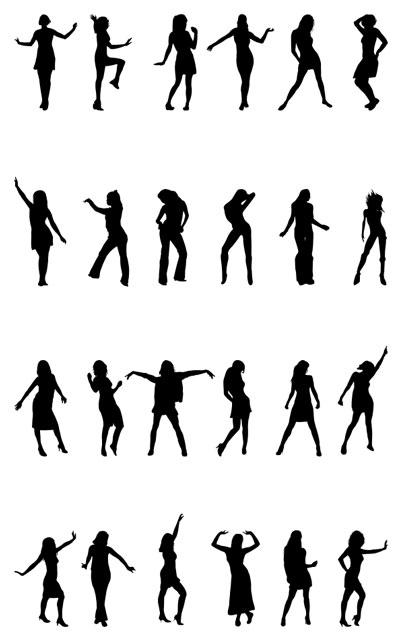 رقص دختران سایه مجموعه 1