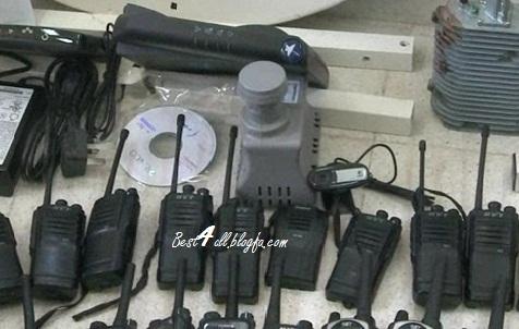 دانلود صدای ضبط شده بیسیم پلیس