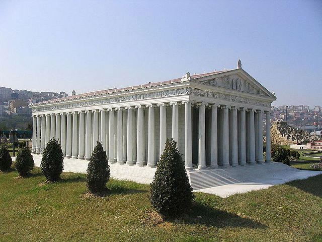 تاریخی: عجایب هفتگانه دوران باستان
