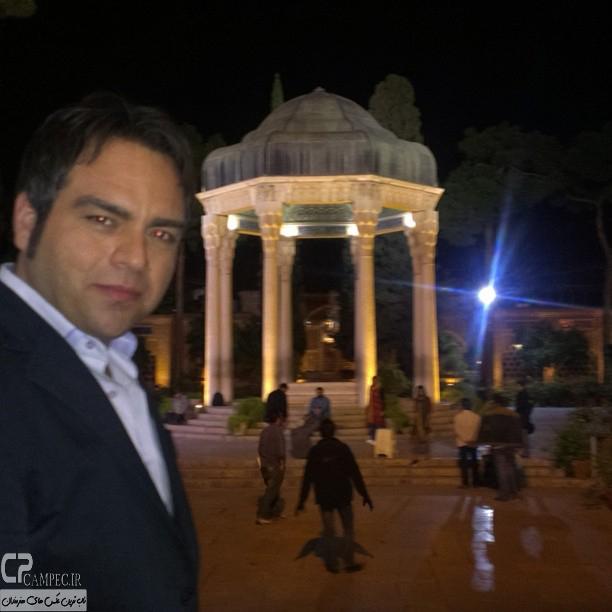 عکس های جدید شهرام قائدی