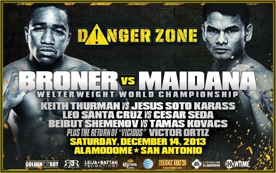 دانلود مسابقه بوکس Adrien Broner vs. Marcos Maidana