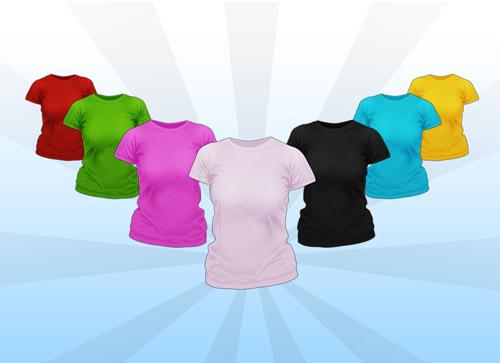 لایه باز تی شرت زنانه