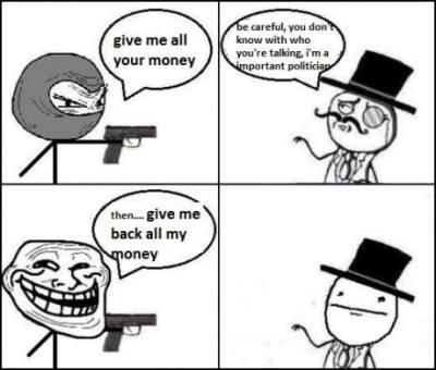 دزد و سیاستمدار