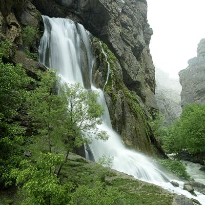 آبشار آب سفید -الیگودرز لرستان