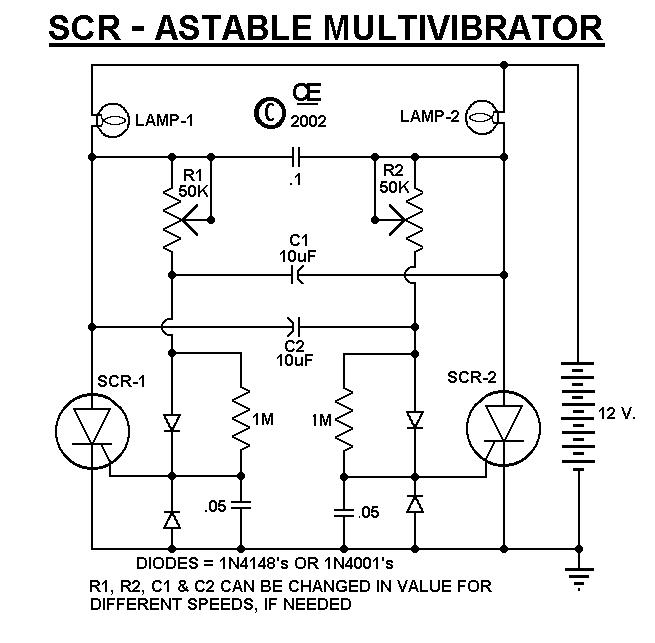 Schematic only, no circuit description. . designer unknown.