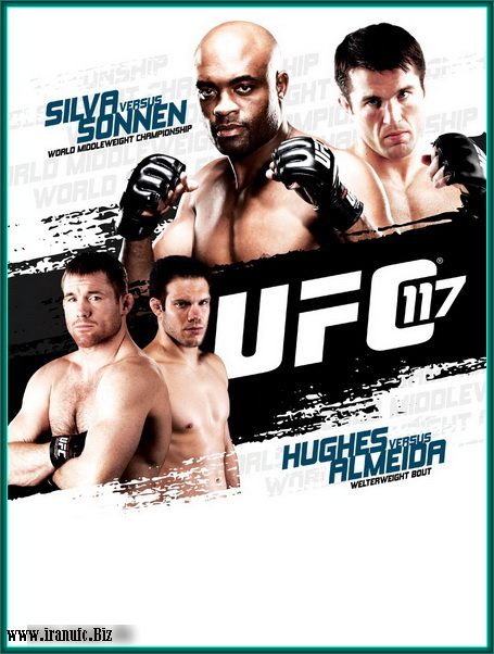 دانلود یو اف سی 117 | UFC 117: Silva vs. Sonnen-نسخه 720p