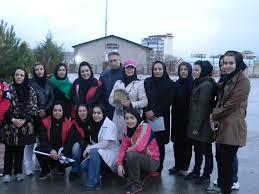 orumline.ir، حضور بانوان ورزشکار آذربایجان غر بی در دوره های اتومبیل رانی تهران ، اروم آنلاین ،