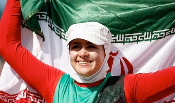 sabahnews.ir ، زهرا نعمتی ،  زهرا نعمتی بانوی نام آور ایرانی در جمع 50 چهره تأثیرگذار ورزش جهان ، زهرا نعمتی در میان برترین های جهان ، صاباح نیوز ،