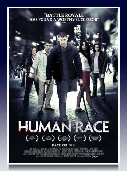 فیلم The Human Race 2013