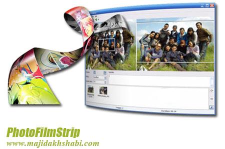 دانلود نرم افزار حرفه ای برای ساختن فیلم از عکس ها PhotoFilmStrip 2.0.0-RC1
