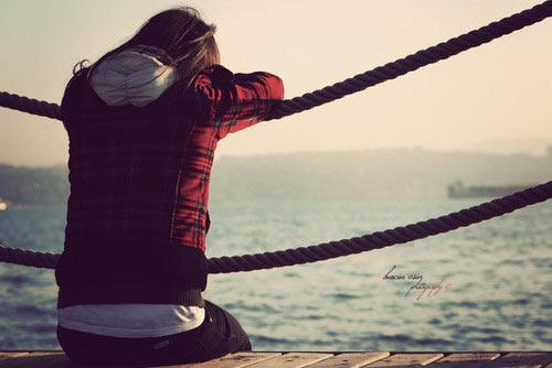 چند روزی است که تنها به تو می اندیشم